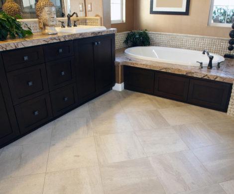 Overland Park Bathroom Flooring: What Should You Choose?