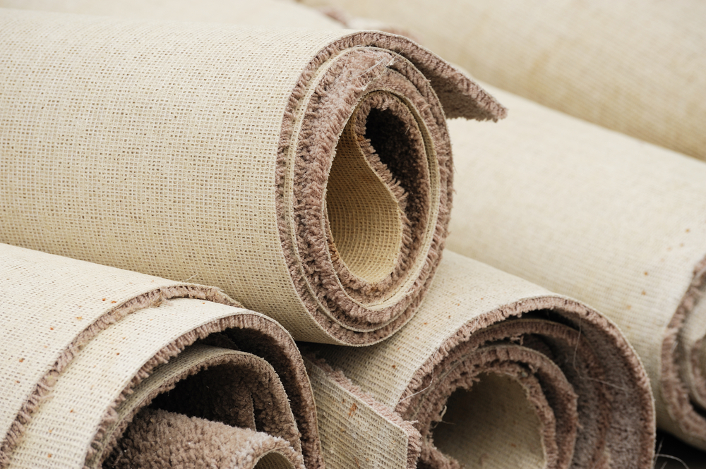 4 Reasons You Should Never Trust Used Carpet