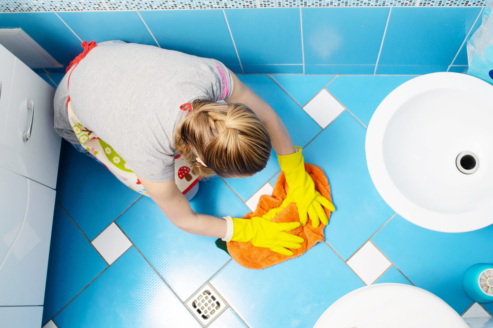 How To Remove Stains From Ceramic Tile