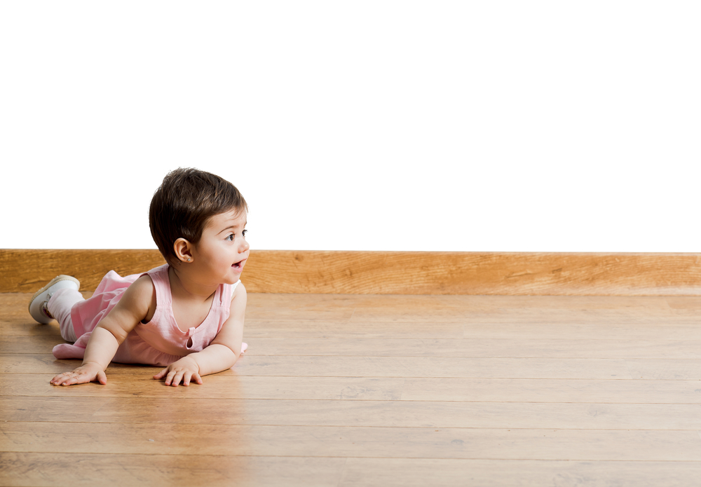 How To Shop For Baby-Friendly Flooring