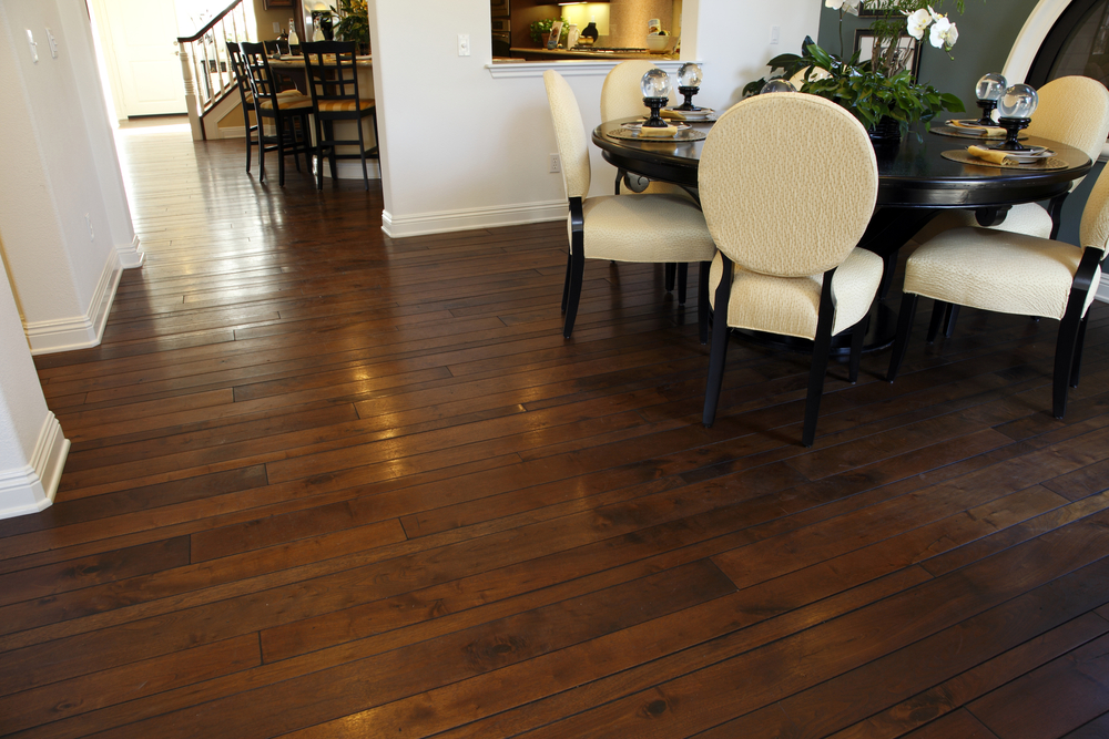 Wood Floor Damage | Carpet Direct KC