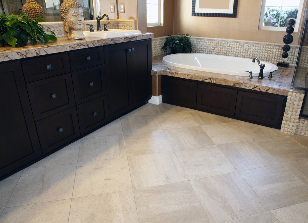 Overland Park Bathroom Flooring: What Should You Choose?