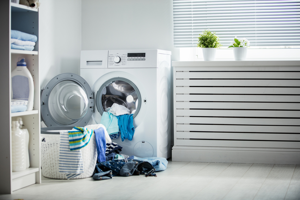 5 Laundry Room Updates To Take It From 'Meh' To 'Wow!'