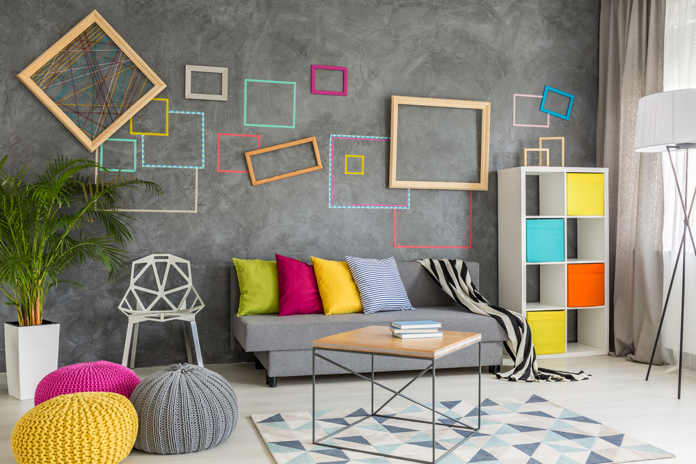 6 Inexpensive Ways To Add More Color Into Your Home
