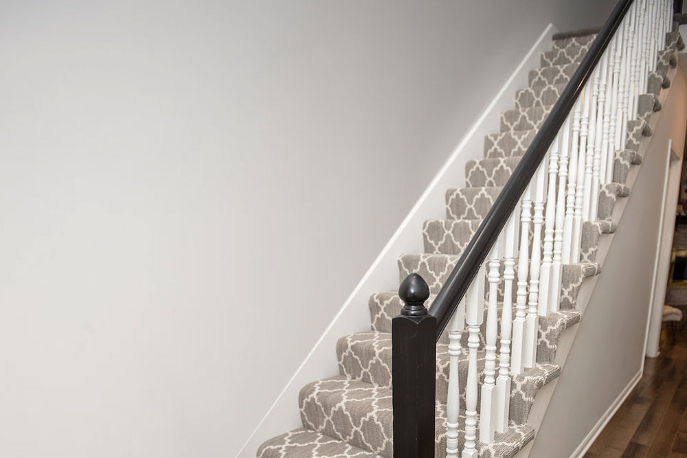 How Do I Care For Carpeted Stairs?