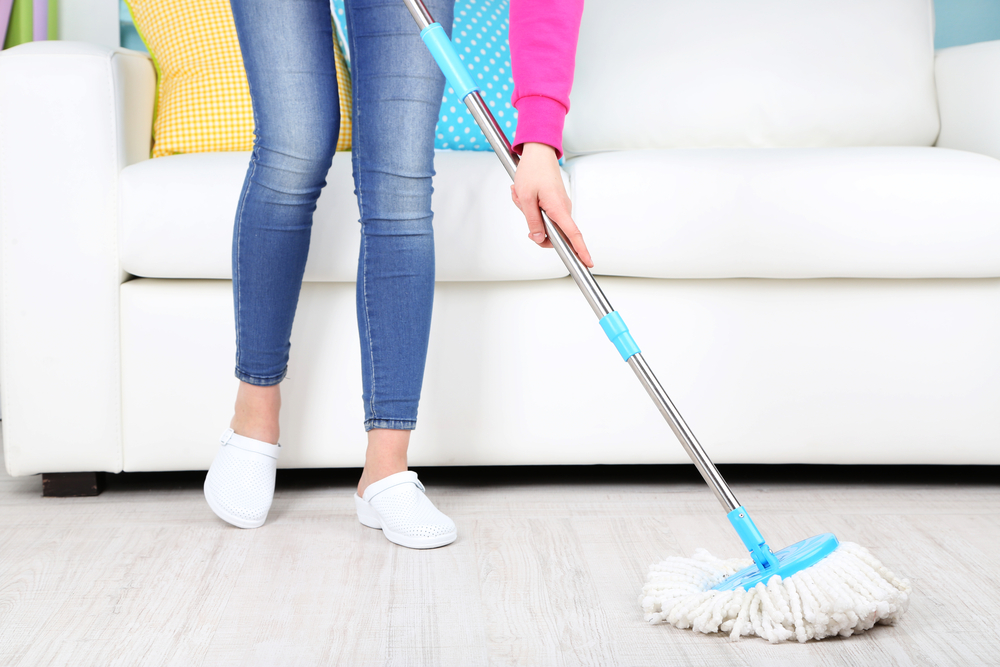 Deep-Cleaning Your Floors This Spring: Everything You Need To Know