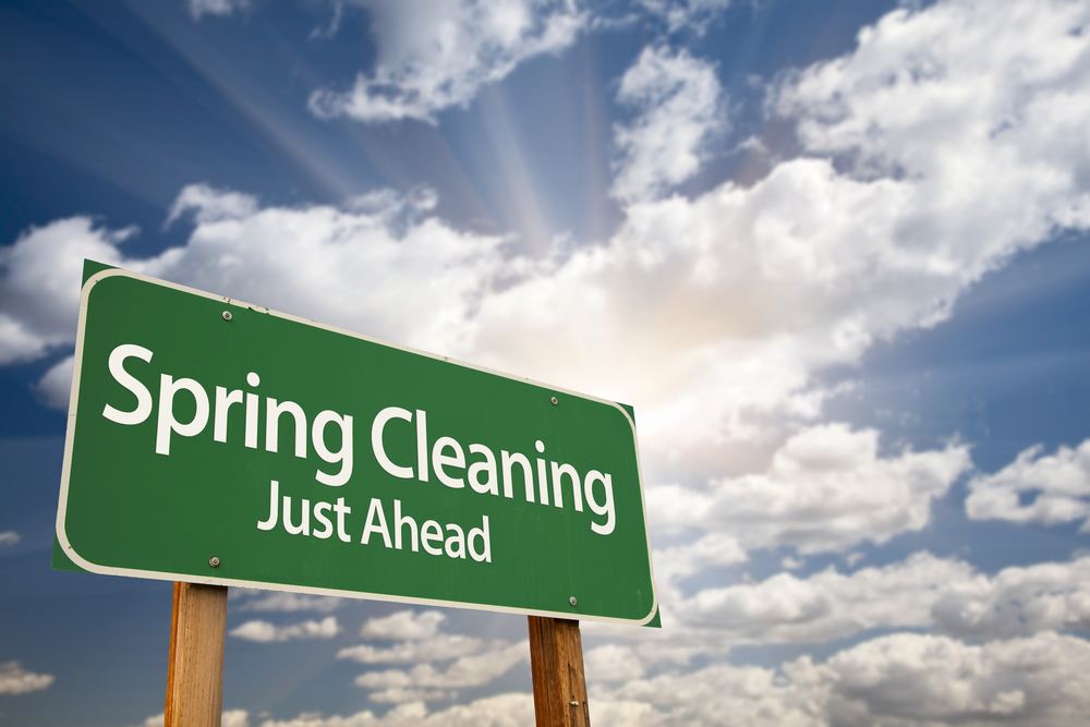 Eco-Friendly Spring Cleaning