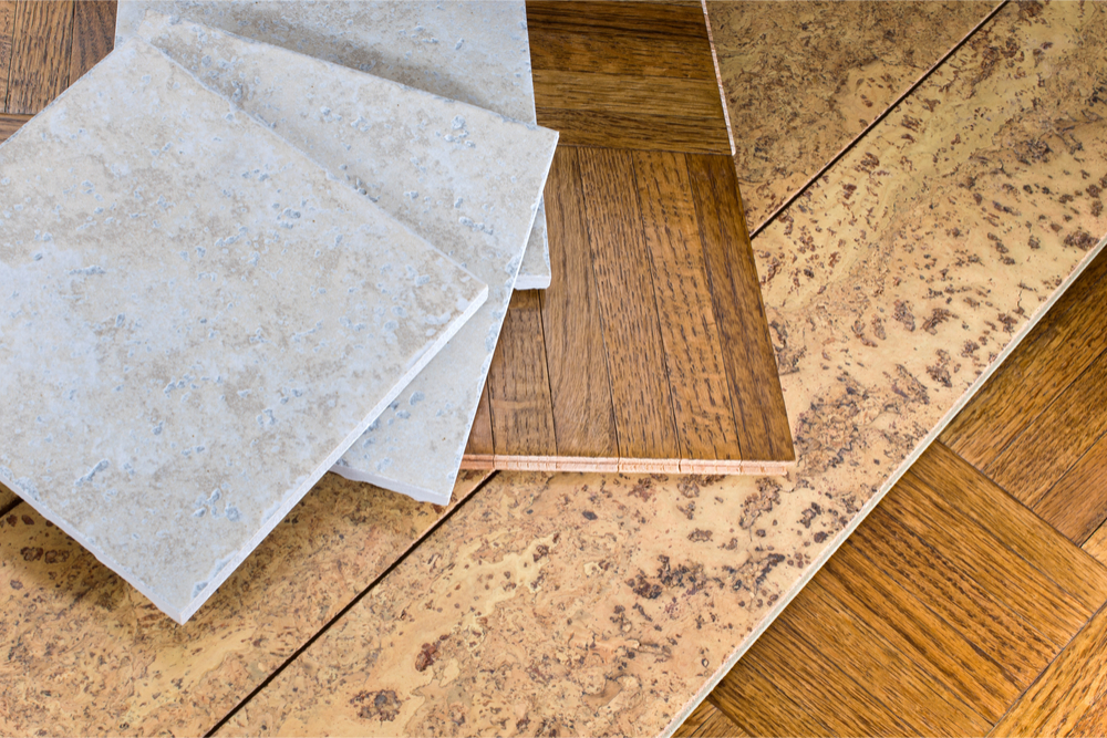 A Comparison Of Tile Laminate And Hardwood Flooring