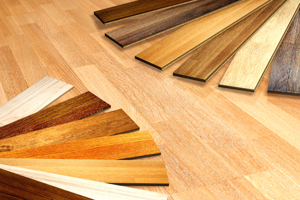 Species-of-hardwood