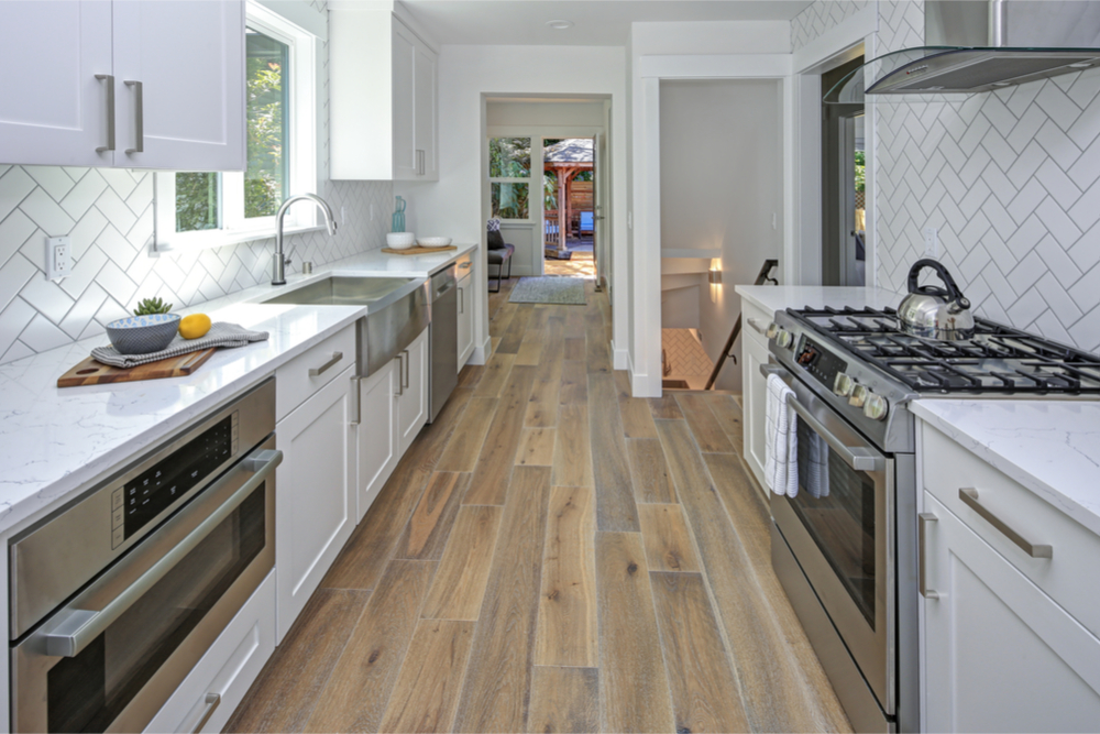 Wide-plank-flooring-in-kitchen